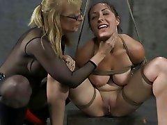 Old BDSM Masters Mistress Strap-on Bondage Slave