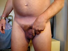 Creamy daddy cum load!