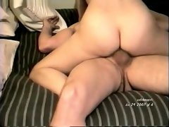 She Puts My Cock In Her Ass So I Can Cum