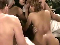 Kinky German Wedding Orgy