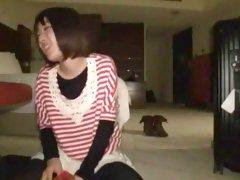 Incredible Japanese chick Yuzu Ogura in Amazing Big Tits, Showers JAV clip