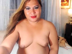 Shemale hottie plows a transsexual