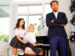 Brazzers  –  Tickling The Ivories