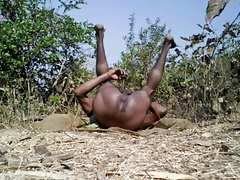 Indian Tarzan Boy Sex In Jungle Wood (Short)