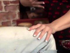 Incredible pornstar Shylla Night in crazy threesome, bisexual sex video