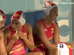 Womens Water Polo Team