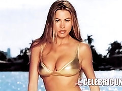 Big Perfect Tits Latina Celeb Cutie Sofia Vergara Sizzling And Sexy