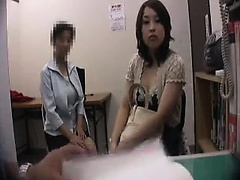 Cute Asian chick with a wonderful booty gets drilled hard f