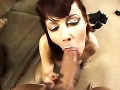Sensational fucking of this naughty cougar slut