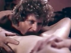 Heart-Stopping Hairy Pussy Licking Scene From 1970s!