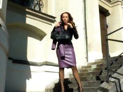 Mom Milf Heels Shopping Dildo See pt2 at goddessheelsonline