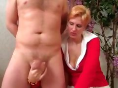 Incredible homemade Blonde, MILFs adult movie