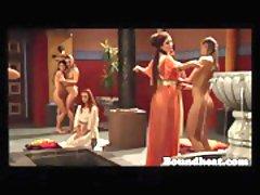 Caligula's Spawn - Sexy Roman Lesbian Spa