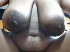 huge boob web cam