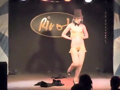 Burlesque Strip SHOW-33 Ay