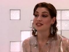 Vanessa Chase, Juli Ashton, Ron Jeremy in vintage fuck clip