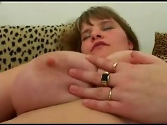 Fucking Fat BBW Nympho Ex GF with Hairy Pussy
