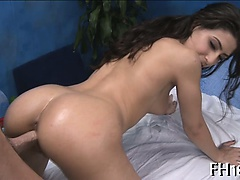 Sexy 18 beautiful girl acquires fucked hard