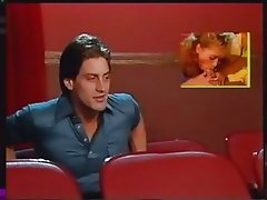 HOT PUPPETS IN THE CINEMA