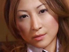 Bouncy Asian Snags Anal Action